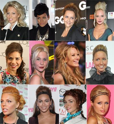 Высокие причёски На гребне популярности и высокие причёски, лучше всего они вписываются в деловой...