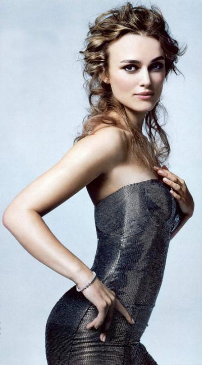 Кира Найтли (Keira Knightley) для журнала ELLE (39 фото) .
