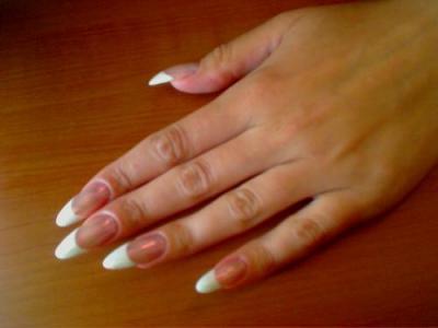 Как хорошо наростить ногти