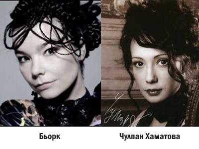 Домашний кинотеатр - Звезды - двойники. , Посмотрим, кто кого копирует...