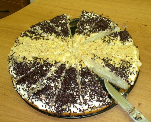 Рецепты вкусных тортов