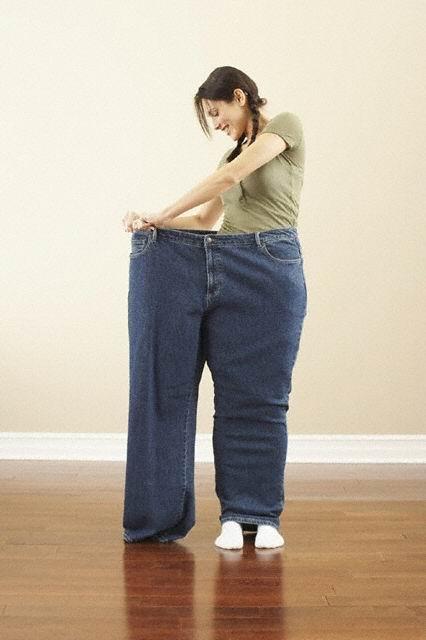 Как сильно похудеть за пару дней?