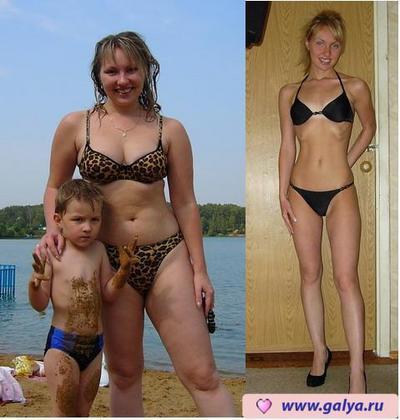 как похудеть за несколько