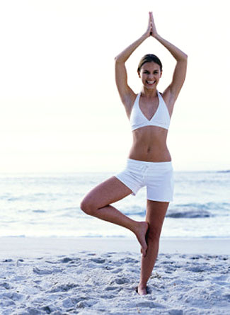 Йога наносит вред коленям