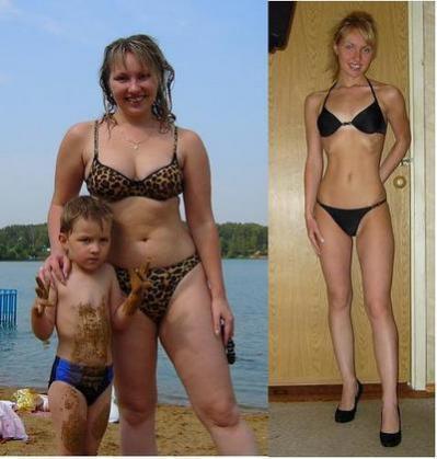 как я похудела на 20 кг