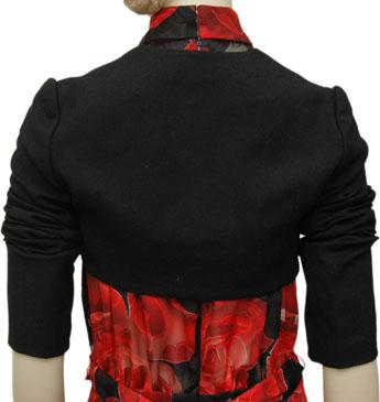 схемы вязания болеро, Женские вязаные