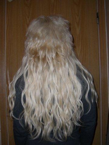 Восстановление сухих тонких волос