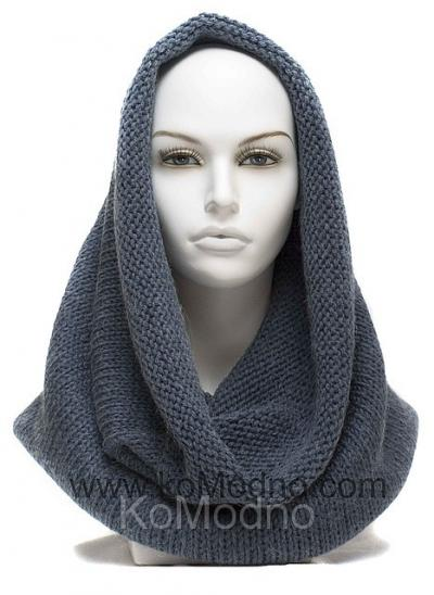 шарфы схемы, Вязание