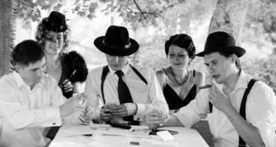 Гангстерская свадьба.