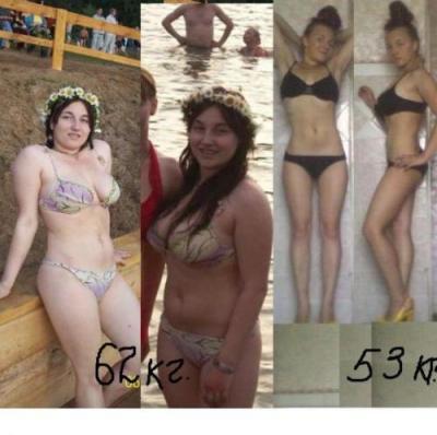эффективно похудеть за месяц на 10 кг