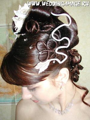 Свадебные причёски,стрижки,макияж.21 - Мой стиль - Ваша индивидуальность.