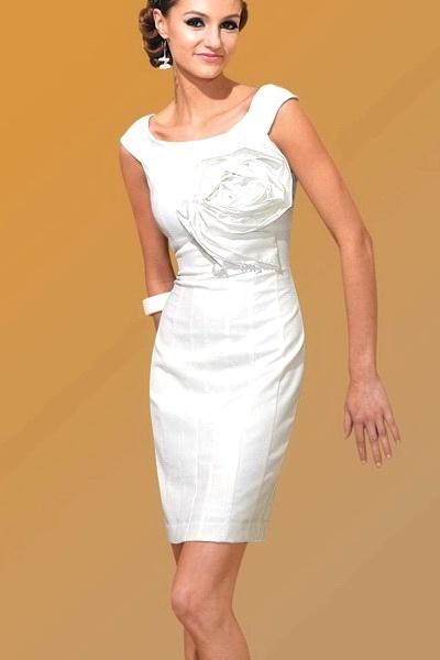 Короткие свадебные платья Pronovias 2011 (коллекция City.