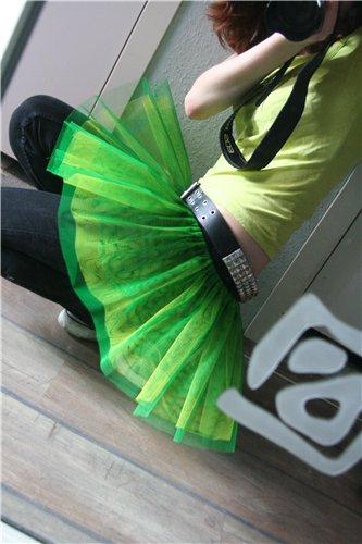 Вы знаете что такое юбка пачка