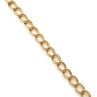 Детские золотые цепочки отличаются своей длиной и толщиной от взрослых.
