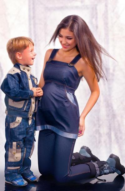 Одежда Для Беременных Фото