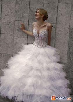 Wedding Saloon :: креативные свадебные платья 2015 - Свадебные