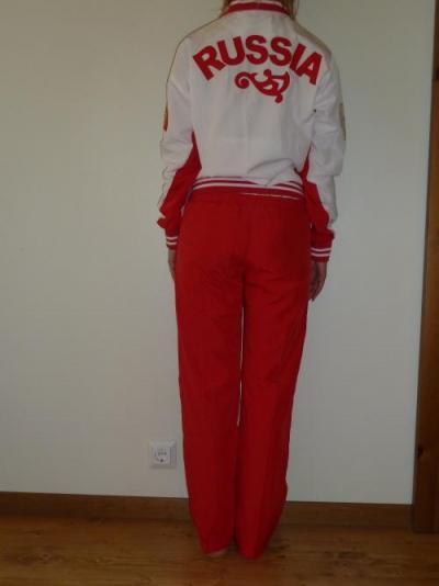Олимпийский костюм женский