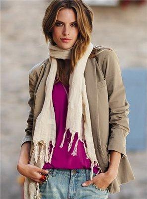 Стиль одежды casual.