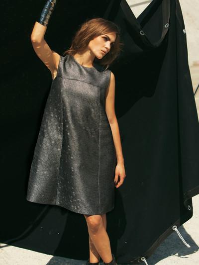 ретро платья выкройки; мода 60-х годов.