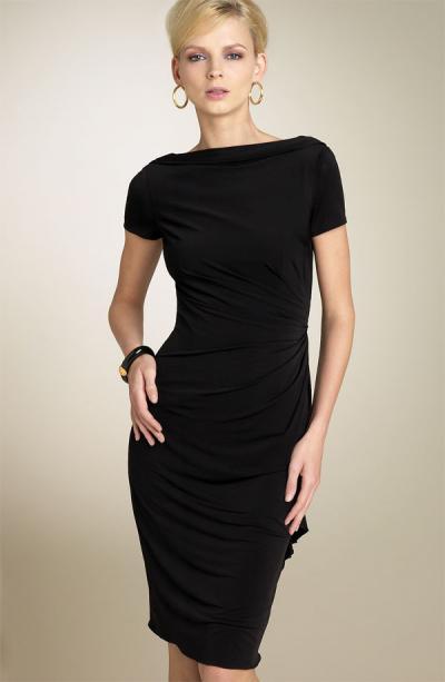 Комментарий: Классика офисной моды 2012 - Женская.