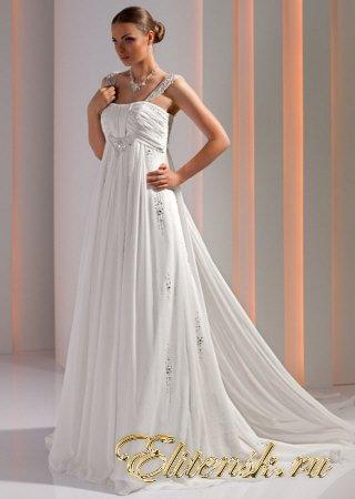Wedding Saloon :: свадебные платья 2014 в греческом стиле