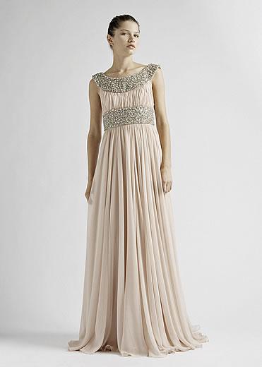 Шелковые платья на заказ.  Фотографии платьев в греческом стиле.
