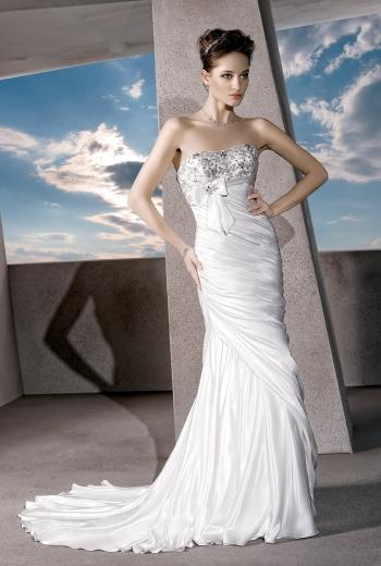 Какое надо свадебное платье на