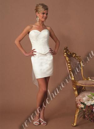 Wedding Saloon :: Платья короткие - Свадебные платья и аксессуары