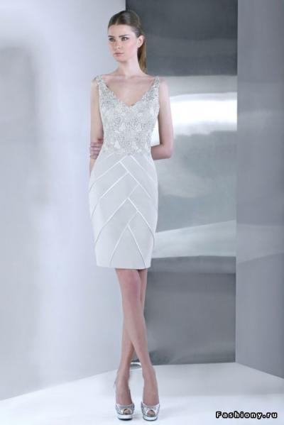 Дизайн вечерних платьев