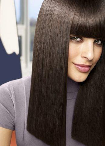 Цвета волос темные оттенки