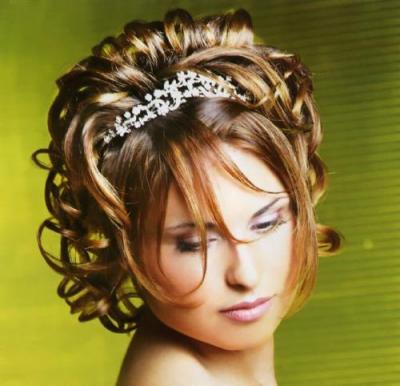 Так как Вы ищете прически на короткие волосы на свадьбу, значит Вы на верном пути.  В колонке новостей, которые Вы...