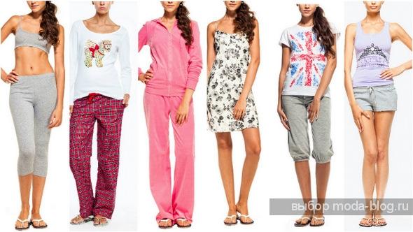 Женская домашняя одежда Интернет магазин VipModa 7019f10214d