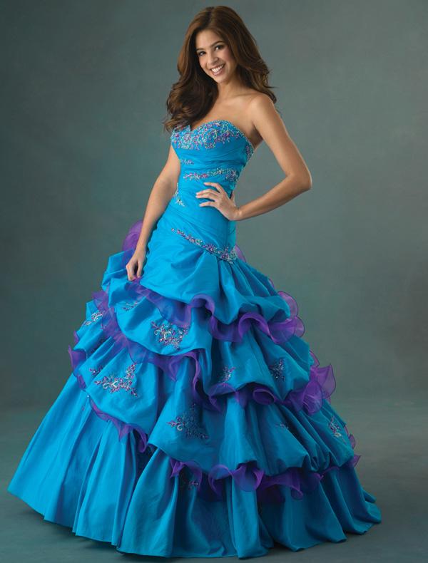 Цветные Свадебная Платье Ростов 7