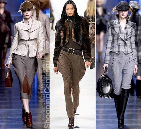 Модные женские брюки - 2013. На фото Christian Dior, Ralph Lauren