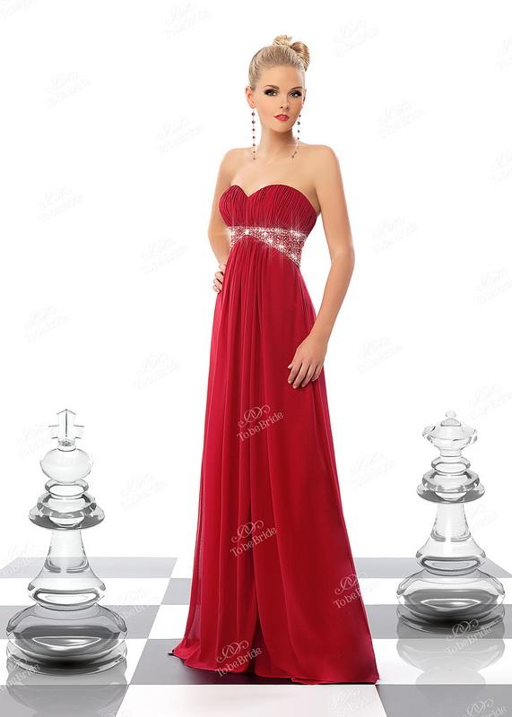 Длинные платья вечерние