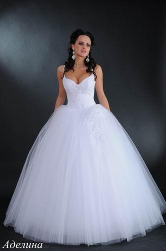 Комментарий: Свадебные платья оптом