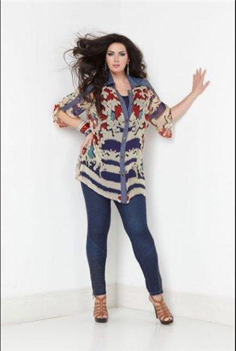 Мода для полных Одежда для полных женщин.О пропорциях и одежде. У людей маленького роста голова пропорционально