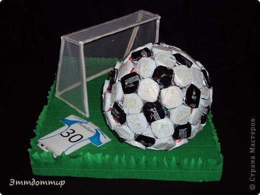 Подарок другу футболисту на день рождения 15