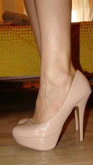 Нежно Розовые Туфли