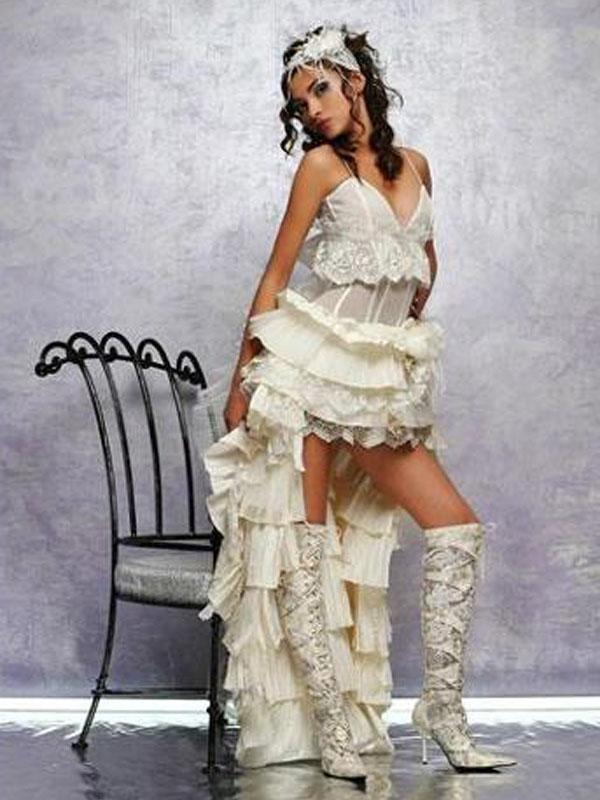 Летнее платье на садоводе