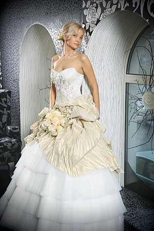 Салон свадебной и вечерней моды Счастье: свадебные платья татьяны Иваненко