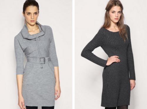 Будь модной! Модели зимних сарафанов для полных. Модная одежда