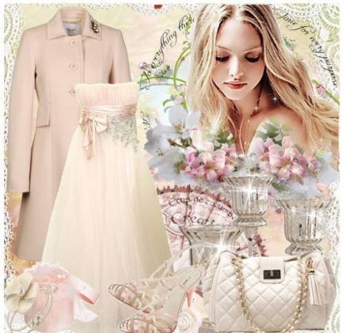 Модные цвета коротких пальто
