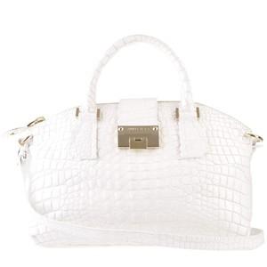 Белые сумки - фото.