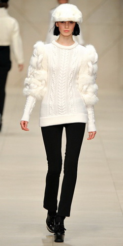 вязанные кофты мода 2013 - Стиль & Мода