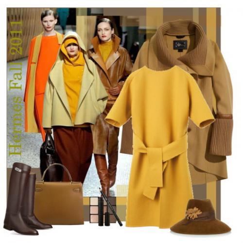 Осень-зима 2013-2014: модные цвета, ткани, аксессуары и обувь