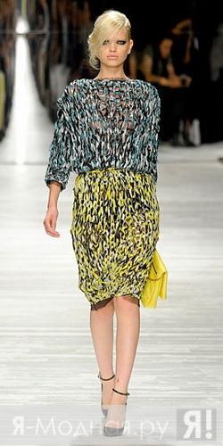 юбка тюльпан с чем носить - Сумки.