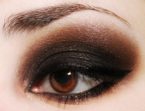Светло карий цвет глаз