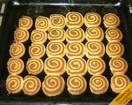 Рецепт печенья в домашних условиях в духовке