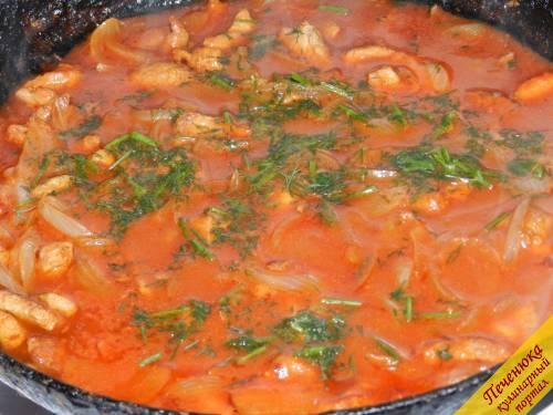 вкусная подлива к гречке с мясом пошаговый рецепт с фото